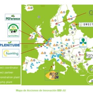 Una iniciativa  que está transformando las bioindustrias en Europa