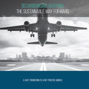 Guía combustibles de aviación sostenibles