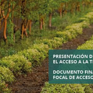 """El """"Estudio sobre el acceso a la tierra"""" aborda el relevo generacional agrario"""