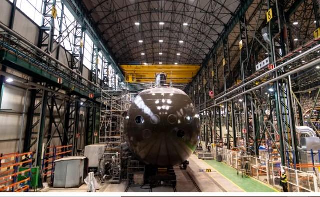 El mejor submarino de combate de la historia de España propulsado por bioetanol