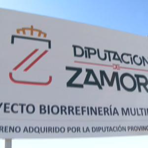 La Diputación de Zamora compra de los terrenos de para la biorrefinería.