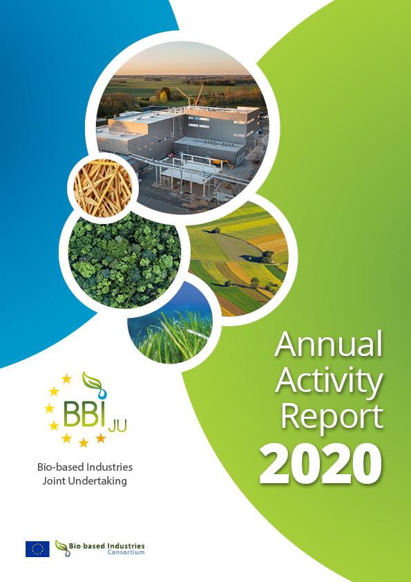 Informe anual de actividad 2020 de BBI JU (Industrias de base biológica)