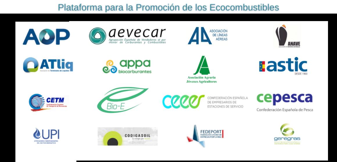 """BIO-e contribuye al nacimiento de la """"Plataforma para la Promoción de los Ecocombustibles"""""""