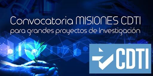 140 millones de euros en el Programa Misiones 2021 del CDTI