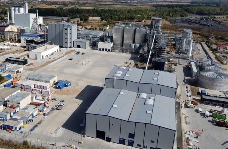 Clariant completa la construcción de su primera planta comercial de bioetanol celulósico